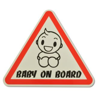 BABY ON BOARD AUTOCO