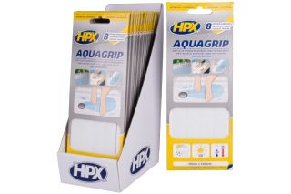 AQUAGRIP 8PCS