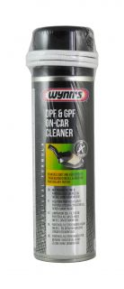 DPF/GPF ON CAR CLEANER