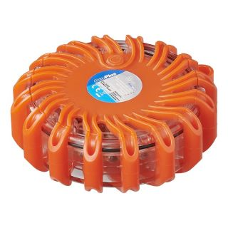 BALISE ORANGE 16 LED