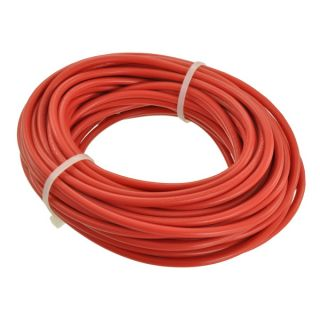 CABLE 0.75mm² ROUGE