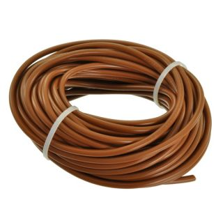 CABLE 1.0mm² BRUN