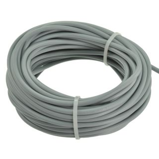 CABLE 1.0mm² GRIS